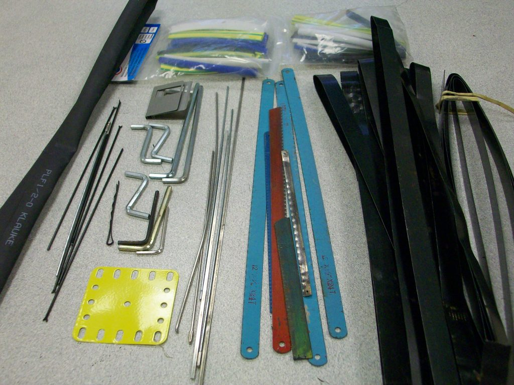 Atelier fabrication d 39 outils acf - Outil de crochetage ...